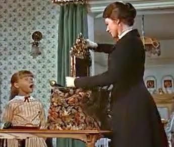 espejo de Mary Poppins