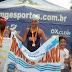 Com direito a recorde, CBDA Correios vence fase Central da Copa de natação