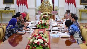 Presiden Perintahkan Bupati Bogor agar Korban Longsor Kecamatan Sukajaya Segera di Relokasi