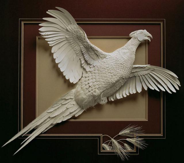 papersculpture28229 - Fantabulous Paper Sculptures