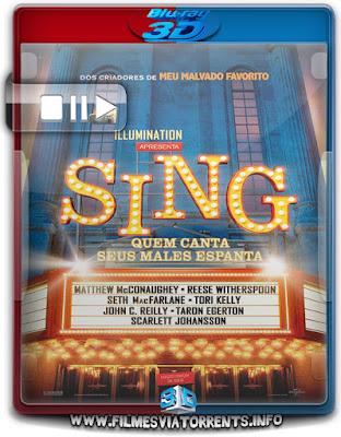 Sing: Quem Canta Seus Males Espanta Torrent