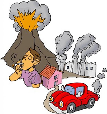 deterioro ambiental essay
