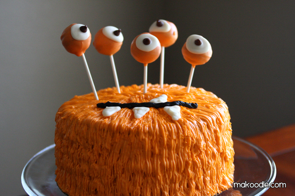 Halloween Cake Pop Decorating Ideas : Be Different...Act Normal: Halloween Cake Pop Ideas