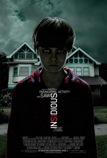 Insidious 2011 French DvDRip [1CD][2CD] (exclue) [FS][US]