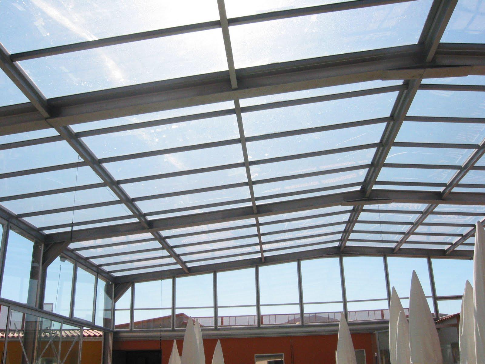 Tipos de techos techos motorizados y techos fijos cerramientos y cubiertas para piscinas 644 - Techo piscina cubierta ...