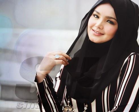 Siti Nurhaliza dah 20 tahun bergelar sebagai anak seni