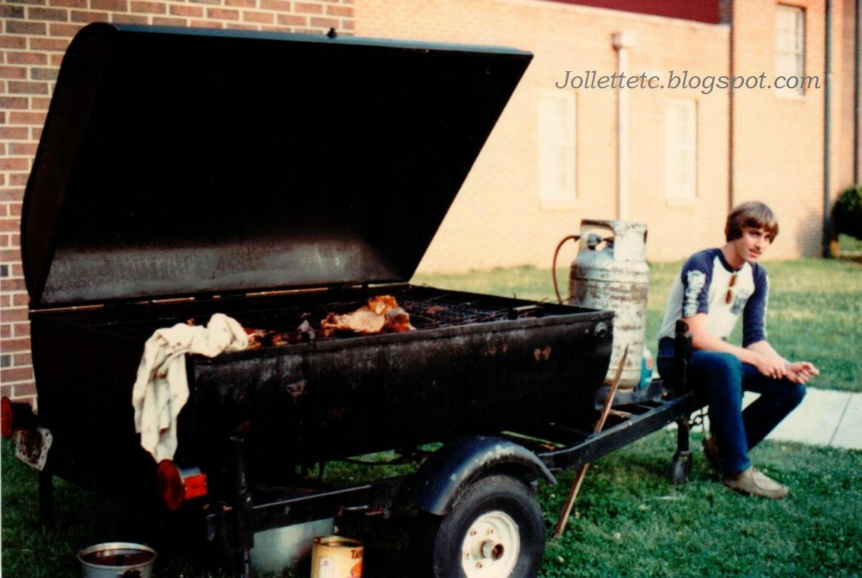 Pig Picking Cradock United Methodist Church http://jollettetc.blogspot.com
