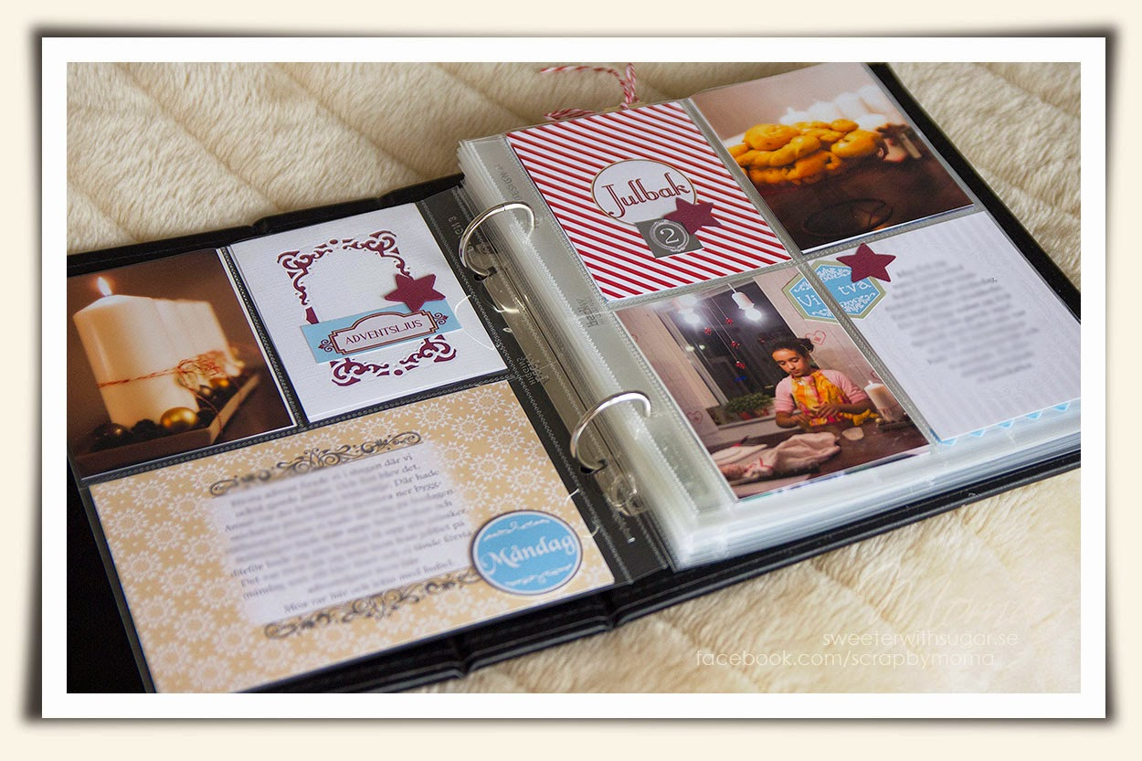 Becky Higgins, Project life, December Daily, freebies, 6x8 inch, Spellbinders