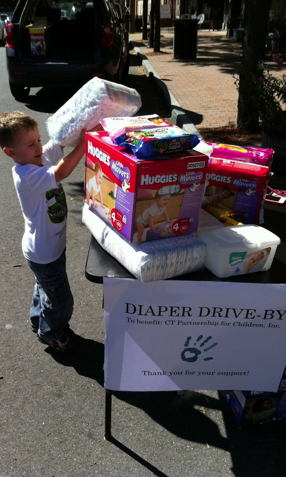 View from the Valley: Diaper collection to benefit ...