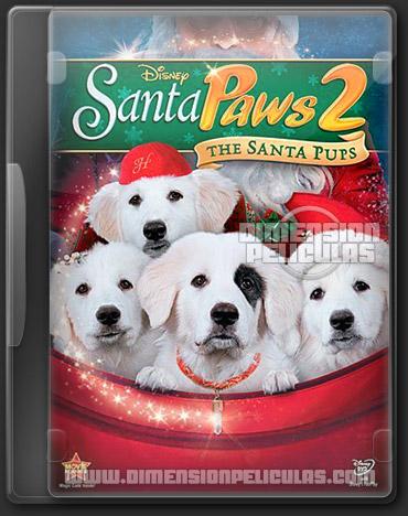 Santa Paws 2 (DVDRip Español Latino) (2012)