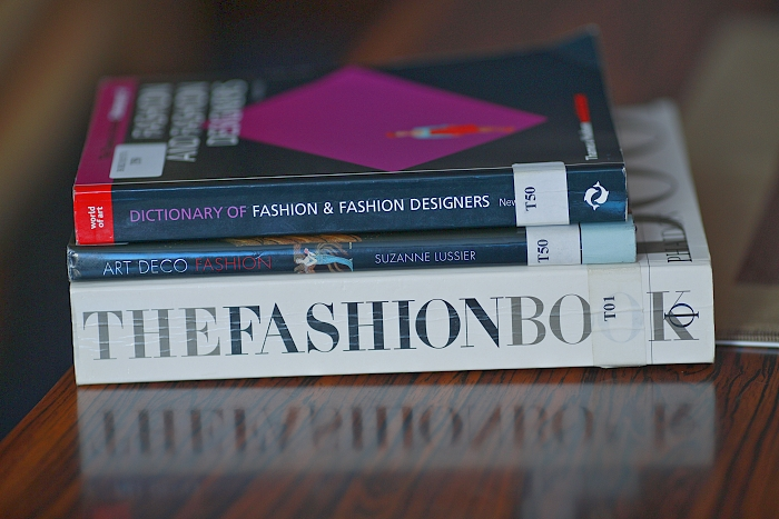 the fashion book, dictionary of fashion designers, art deco fashion