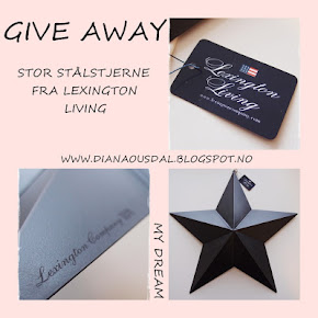 Give-away hos MyDream