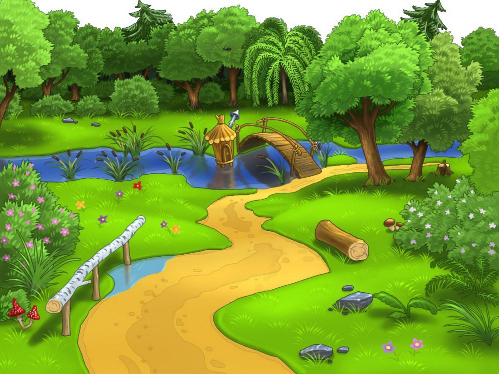 Ver imagenes de paisajes imagenes de paisajes animados for Buscar imagenes de fondo de pantalla