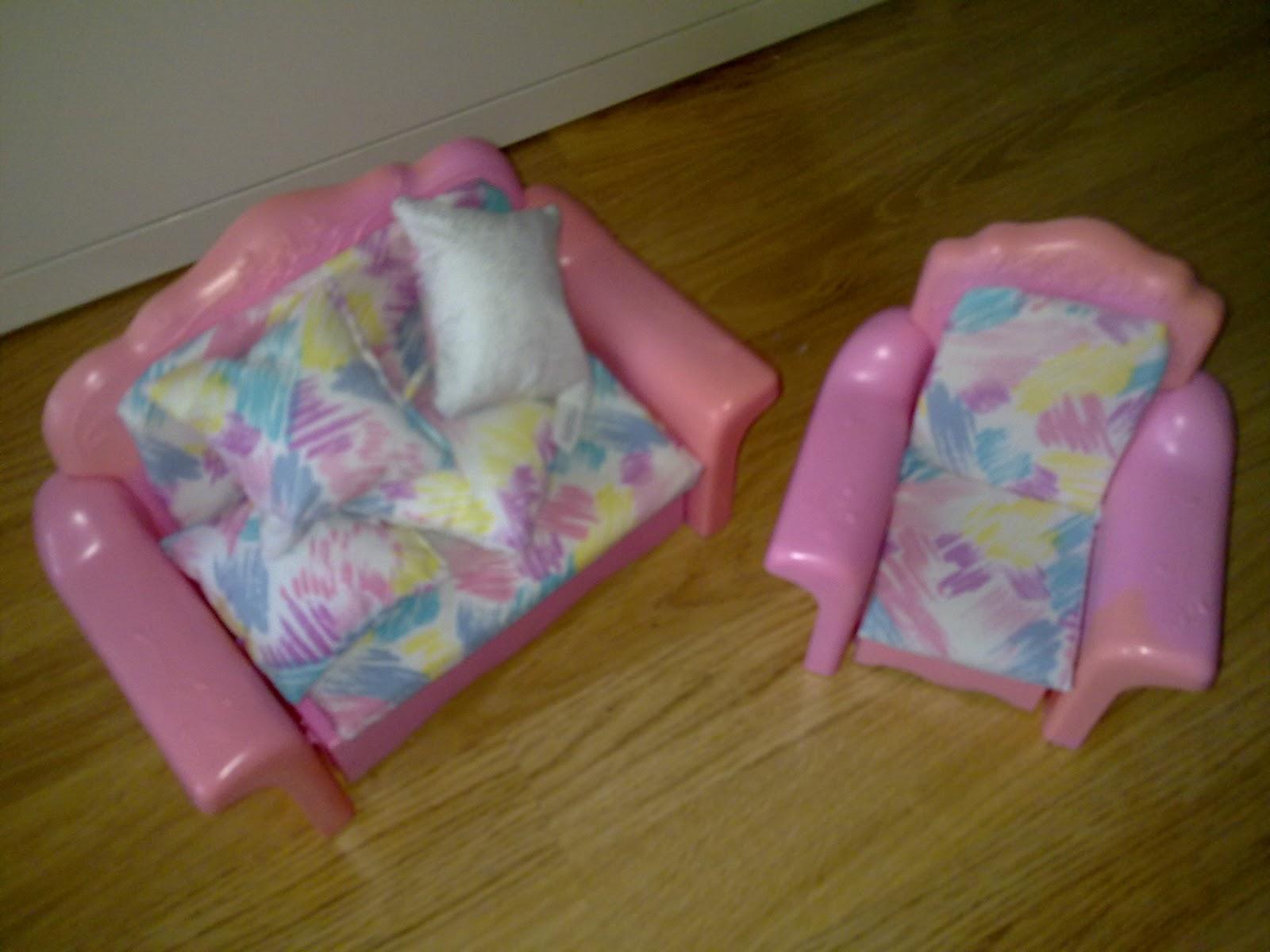 Ein haus f r barbie - Barbie wohnzimmer ...