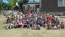 Our 2012 summer camps were a great success!!