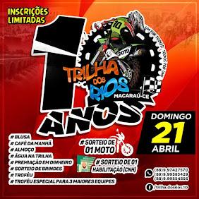 10° TRILHA DOS RIOS