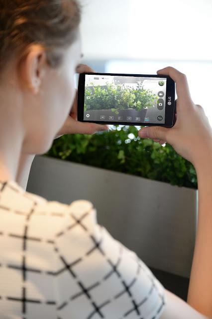 imagenes y características del nuevo smartphone LG G4s Beat