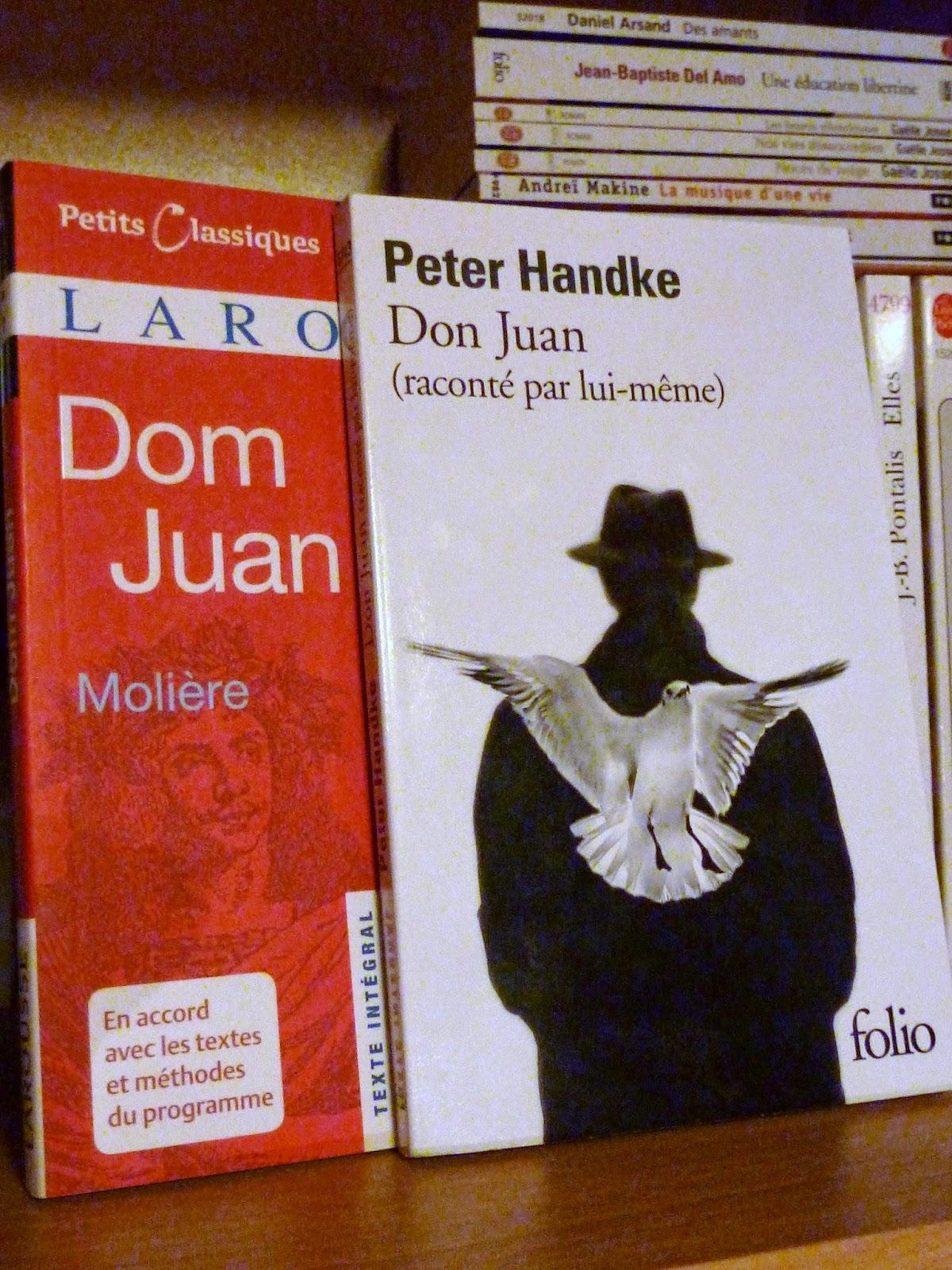 Don Juan - Peter Handke
