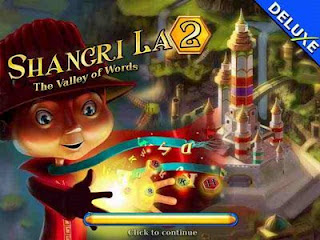 Shangri La 2 DELUXE: The Valley of Words | Full Version Free Download