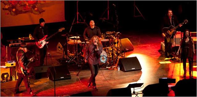 Robert Plant Recital Santiago de Chile Noviembre 2012