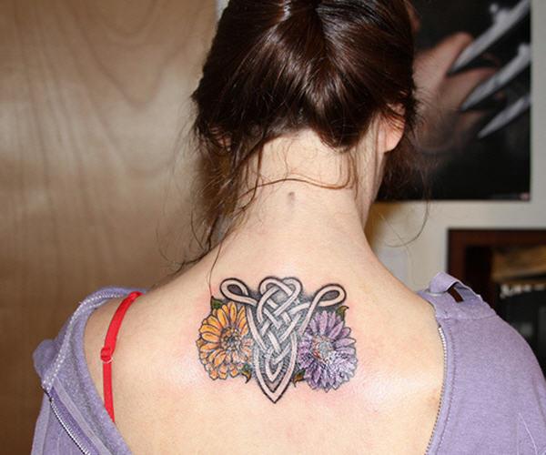 tatuajes celtas para mujeres y su significado