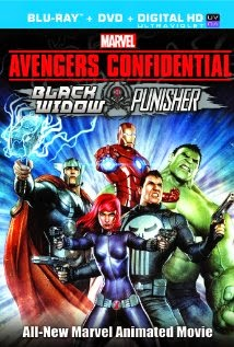 Watch Avengers Confidential: Black Widow & Punisher (2014) Movie Online Without Download
