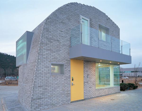 neocribs Modern Korean House Pixel House Heyri
