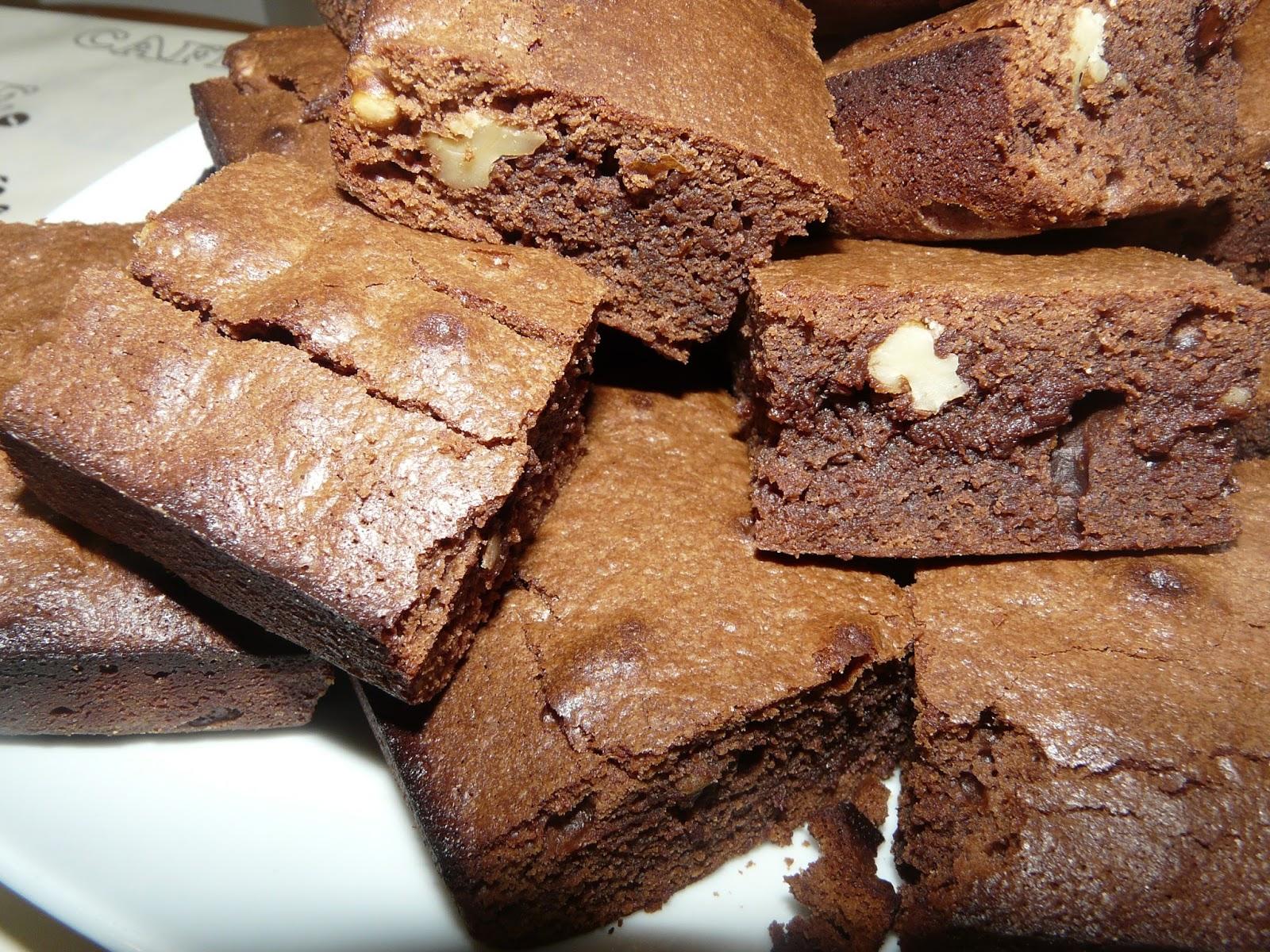 Les meilleurs brownies (du monde)