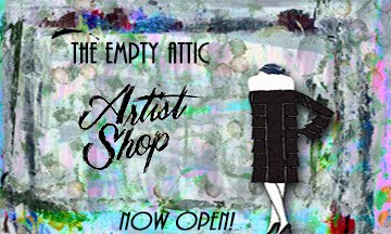 Empty Attic Art Shop