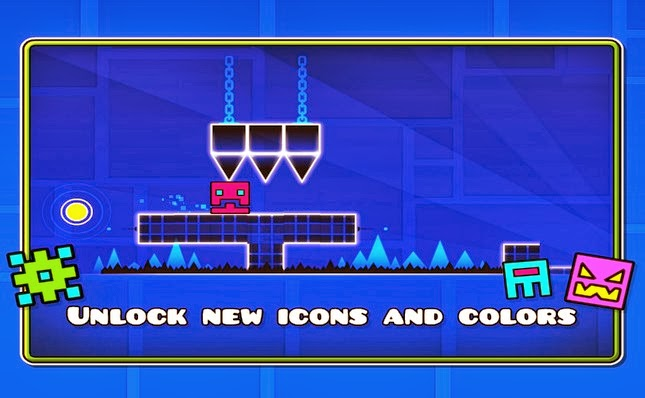 Geometry Dash apk - screenshoot