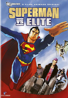 Download - Superman Contra a Elite - DVDRip - AVI - Dual Áudio