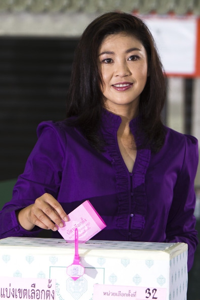 She Is The Prime Minister Of Thailand Since 2011