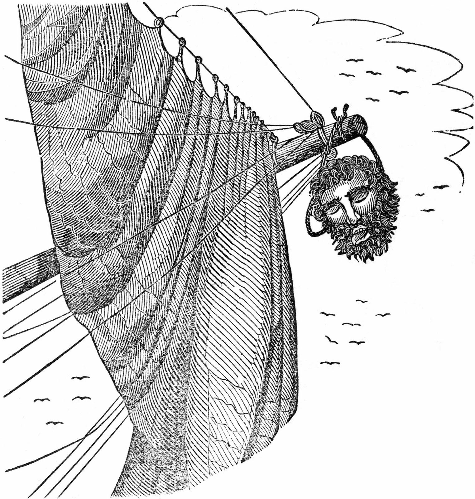 Blackbeard's Head