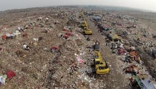 Ilustrasi sampah