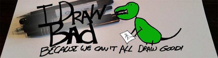 I Draw Bad