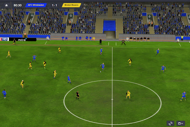 Sports manager game review