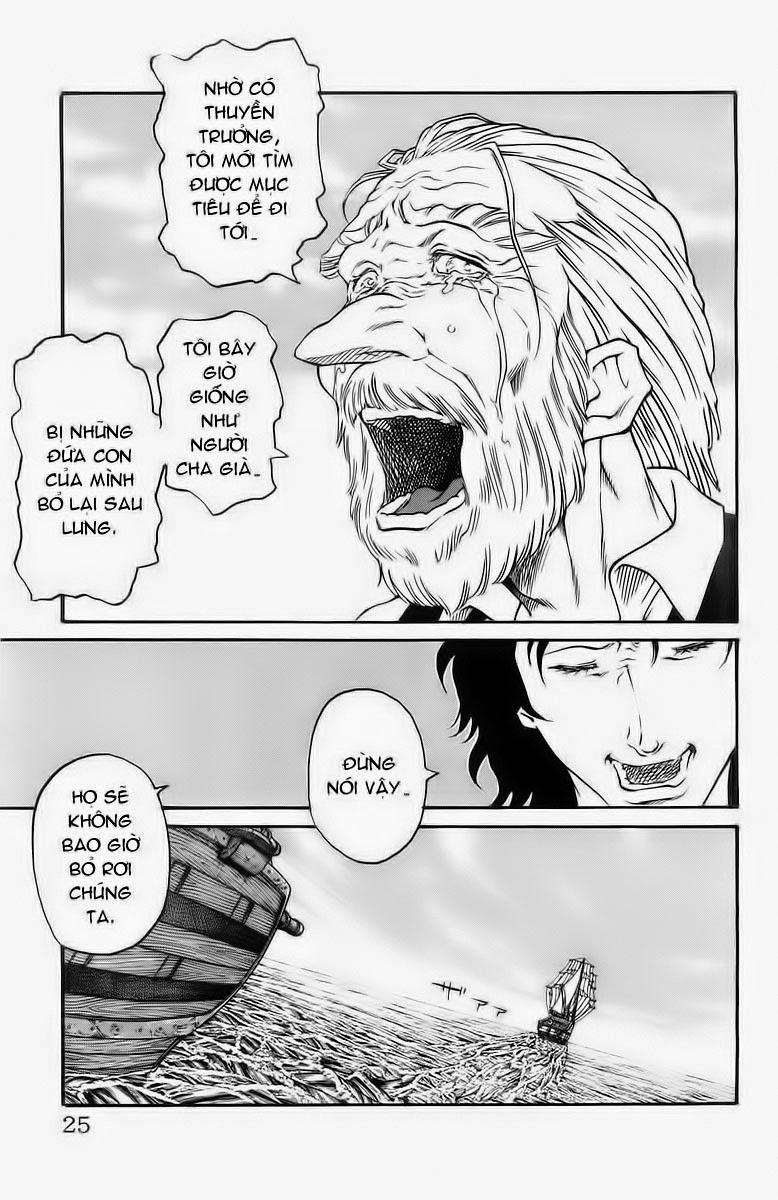 Vua Trên Biển – Coco Full Ahead chap 223 Trang 20 - Mangak.info