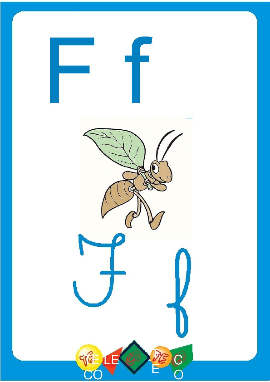 Alfabeto Grande Para Parede Letras Do Alfabeto Cartazes Alfabeto  -> Desenhos Para Alfabeto Ilustrado