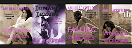 AngelFire Chronicles: 4 book series (Quench your thirst with an angel otherworld in Manhattan)