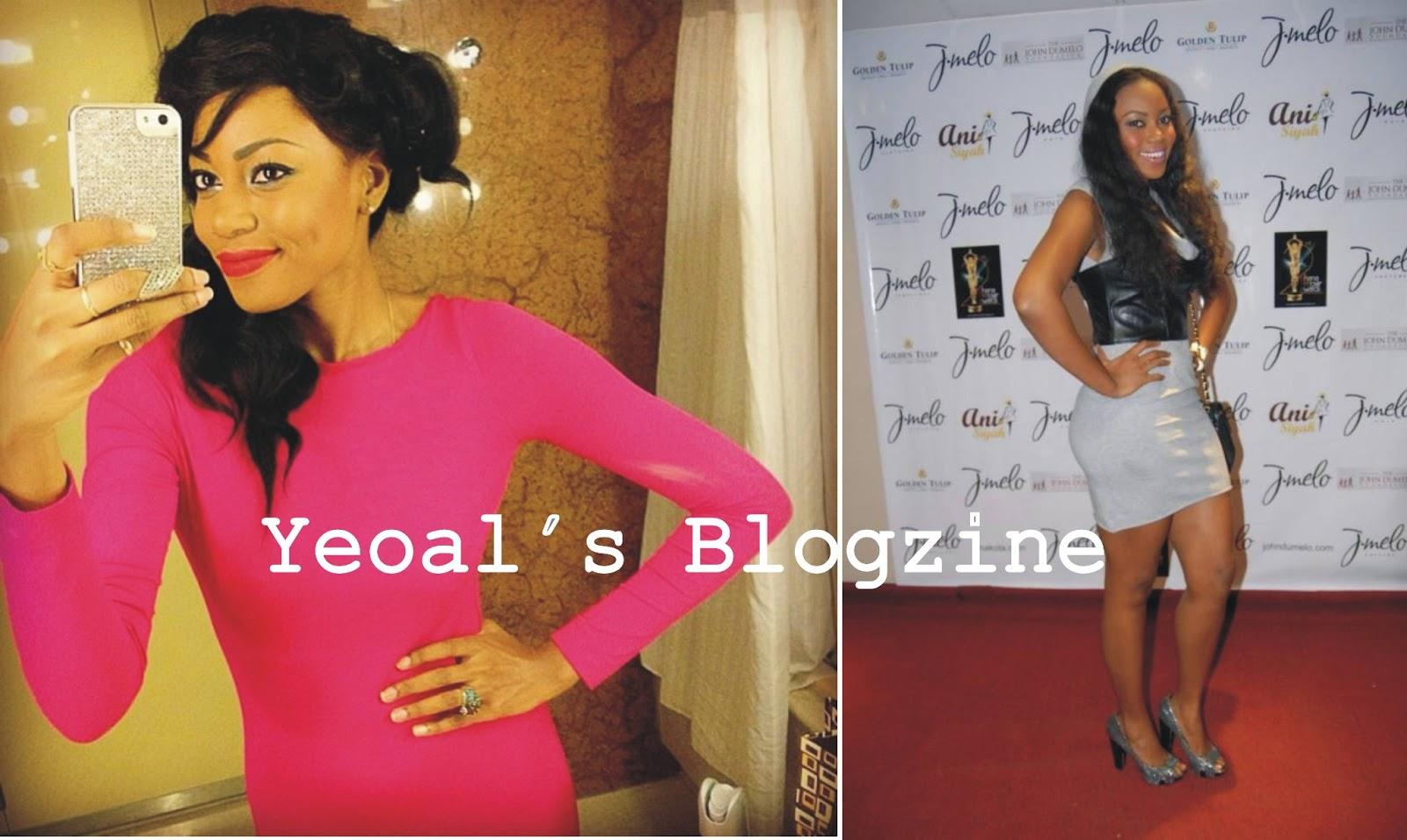 Nigerian celebrity gossip site