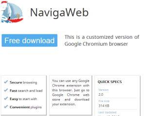 crea il tuo browser