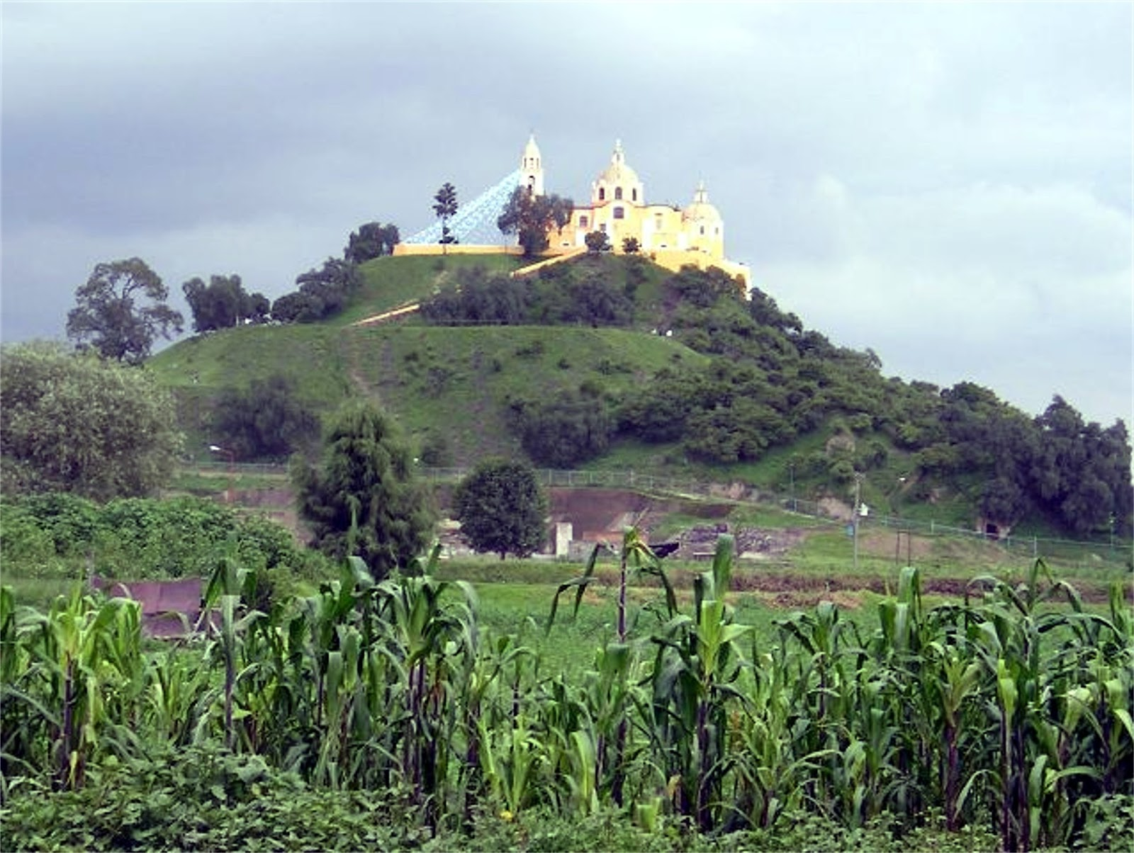 Past Remembering: The Great Pyramid of Cholula