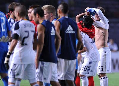 Indonesia Selection 0 - 1 LA Galaxy (3)