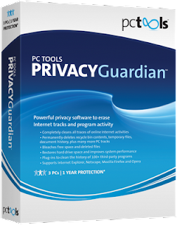 Pc Tools Privacy Guardian - Cover
