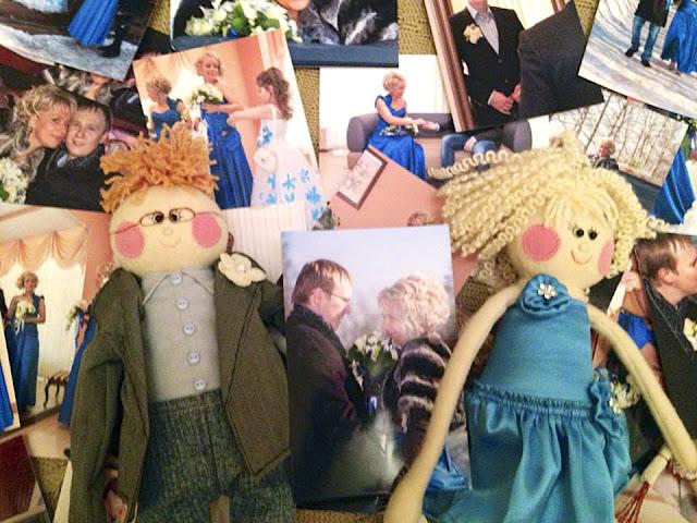 Куколки длинноножки Паша и Алена. Среди свадебных фото