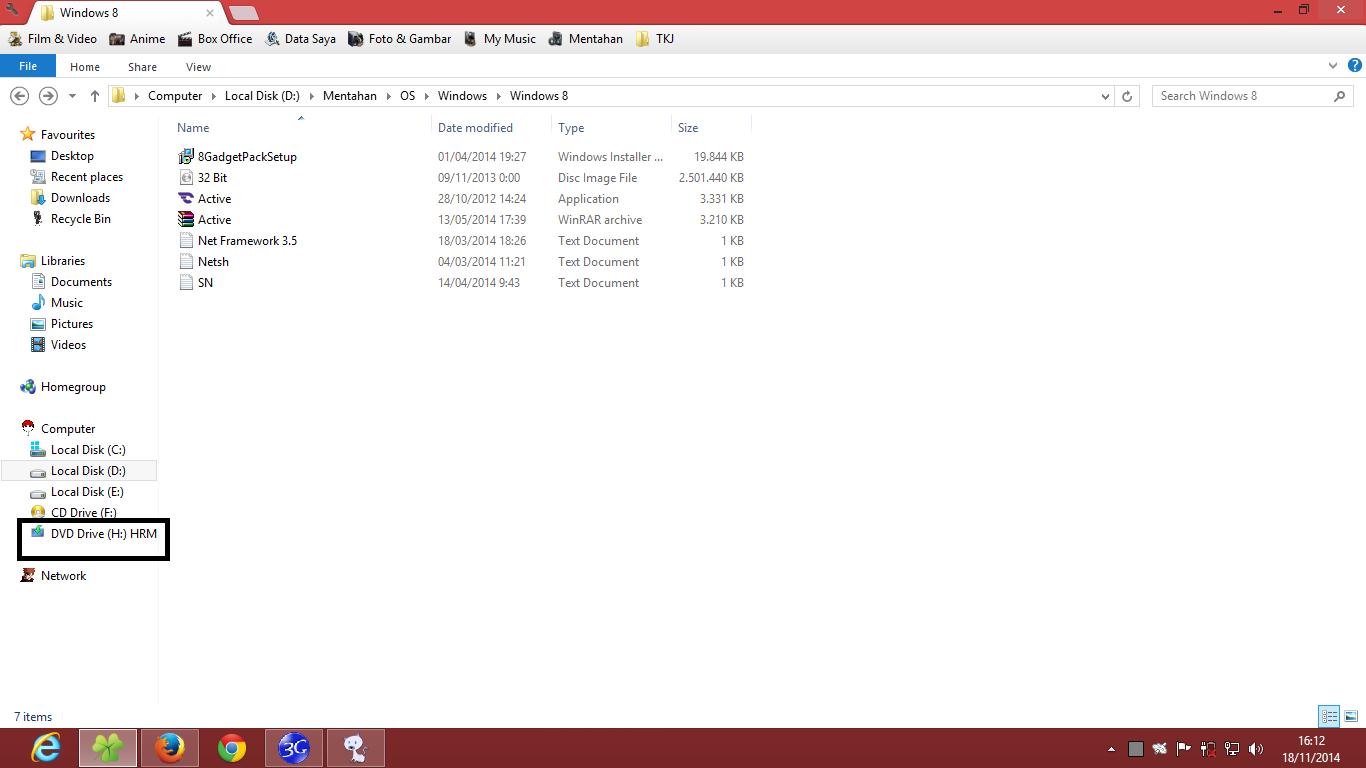 Cara Install .NET Framework 3.5 Offline Pada Windows 8 - Informasi dan Edukasi TKJ