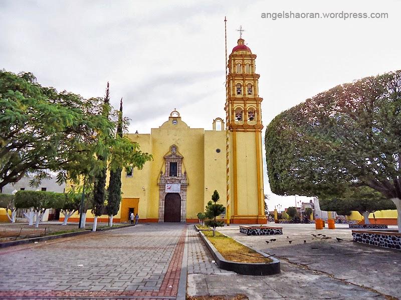 Templo y exconvento de Santo Domingo de Gúzman, Puebla