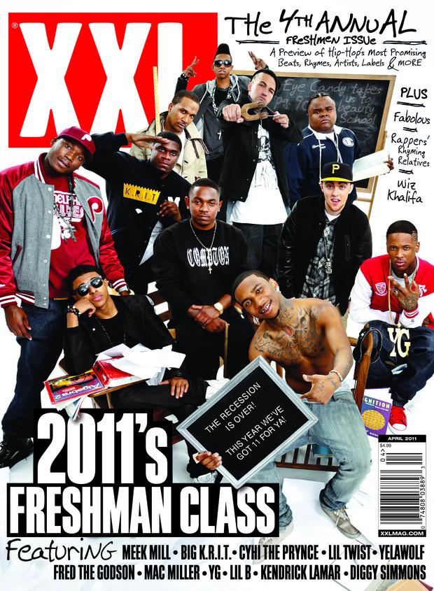 XXL Reveals Cover For Its 2012    Freshmen Class   Xxl Freshman 2012