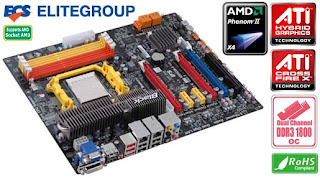Mainboard ECS Black Series A890GXM-A (V1.0)