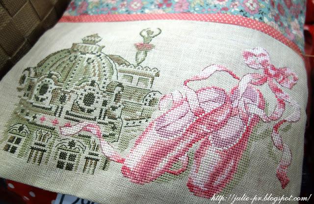 les brodeuses parisiennes, парижские вышивальщицы, атмосфера творчества, veronique enginger, сумка опера